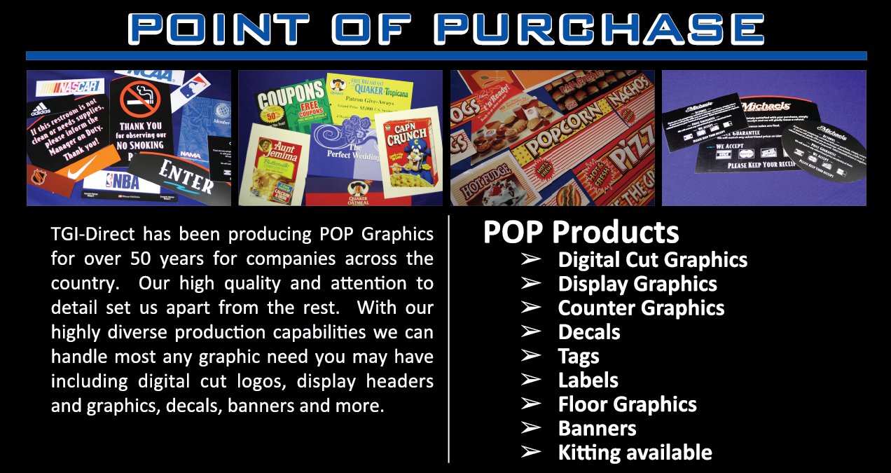 Point-of-Purchase